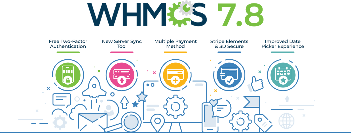 What's New in WHMCS 7 8 | WHMCS