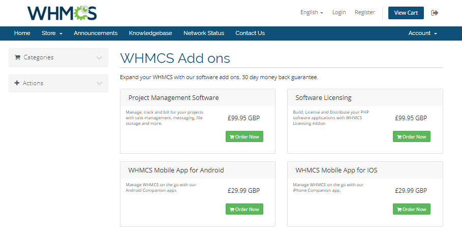 Feature Spotlight Order Form Templates Whmcs Blog