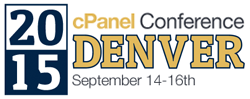 cPanel Conference 2015